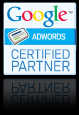 Google AdWords Certified Partner Logo