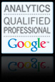 Google Analytics Qualified Professional Logo