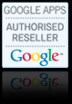 Google Apps Authorised Reseller Logo